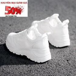 Giày Sneaker nữ Thể Thao Tăng chiều Cao_cao cấp