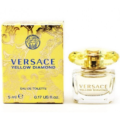 Nước hoa nữ mini Versace yellow 5ml