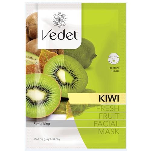 Mặt nạ giấy trái cây Kiwi-25g