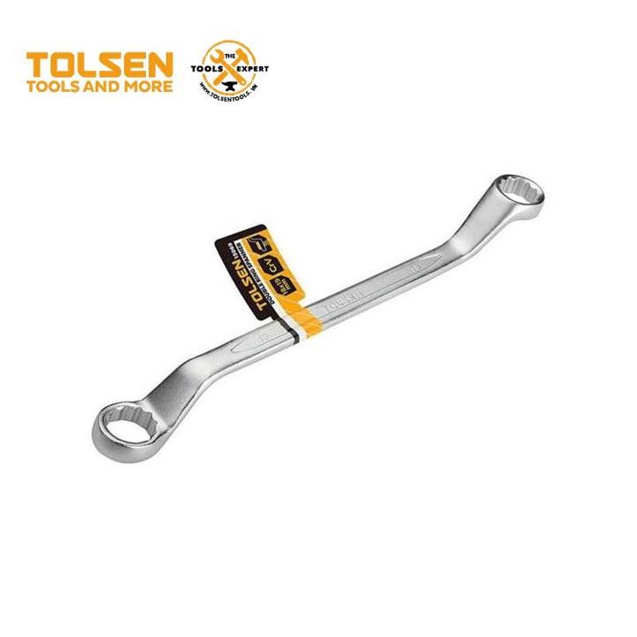 Cờ lê vòng miệng Tolsen 15068 - 16x17mm