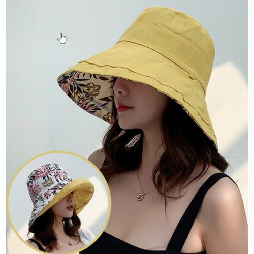 Nón vải đi biển, mũ vải trẻ trung đáng yêu - MHM20