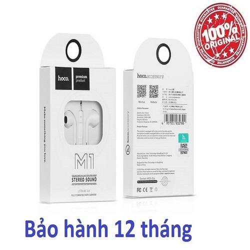 Tai nghe Iphone Hoco M1 chính hãng - 4894744 , 17559634 , 15_17559634 , 120000 , Tai-nghe-Iphone-Hoco-M1-chinh-hang-15_17559634 , sendo.vn , Tai nghe Iphone Hoco M1 chính hãng