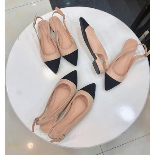 Giày sandan sục nữ