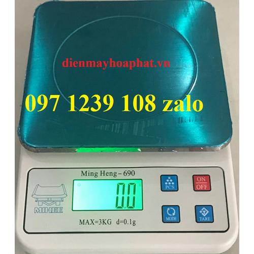 Cân điện tử nhà bếp Ming Heng MH690 giá tốt nhất thị trường