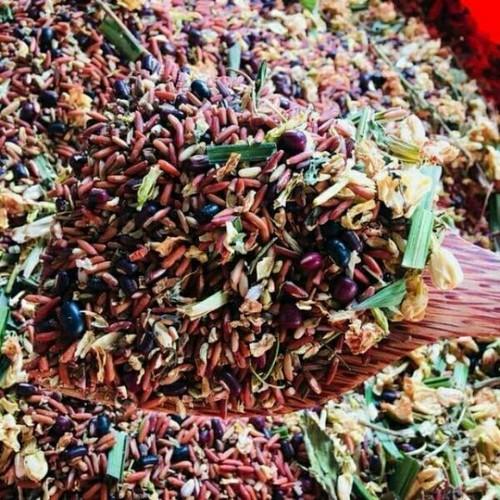 1kg trà gạo lứt đỗ đen đỗ đỏ hoa nhài cỏ ngọt