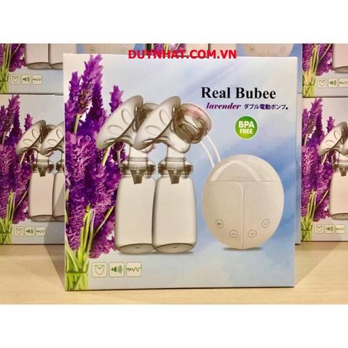 Máy hút sữa điện đôi Real Bubee Nhật Bản - Real Bubee Nhật Bản - máy vắt sữa mẹ