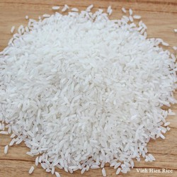 Gạo Hương Lài ST21 5kg - gạo trắng hạt thon dài dẻo mềm thơm ngọt cơm - túi pp trắng trơn