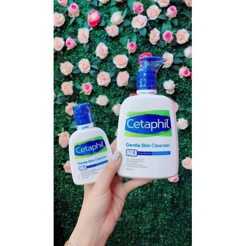 Sữa Rửa Mặt Cetaphil Gentle Skin Cleanser 125ml - 7679838 , 17558118 , 15_17558118 , 139000 , Sua-Rua-Mat-Cetaphil-Gentle-Skin-Cleanser-125ml-15_17558118 , sendo.vn , Sữa Rửa Mặt Cetaphil Gentle Skin Cleanser 125ml