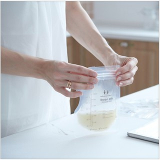 Combo 5 túi trữ sữa Miracle Baby 250ml - tuitrusua 4