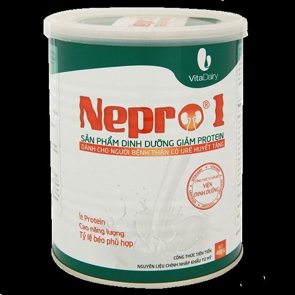 Sữa Nepro 1 900g người suy thận