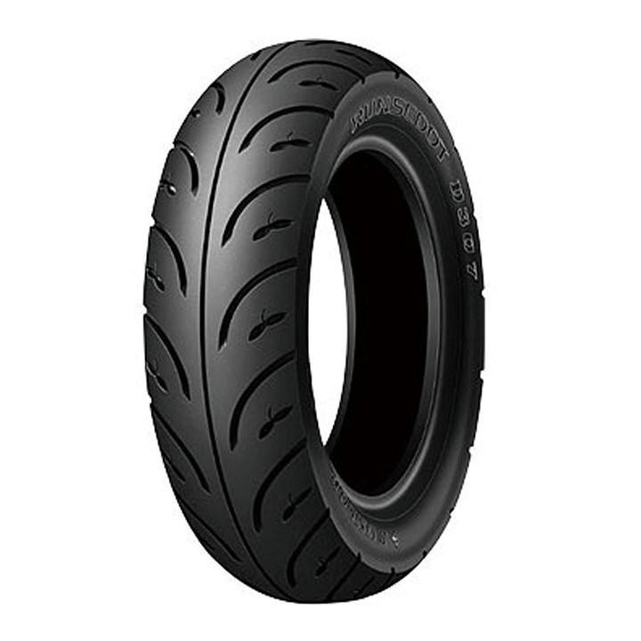 Lốp Dunlop 100.90-10 D307 -  Vỏ xe máy Dunlop size 100-90-10 D307 TL 56J Trùm Dunlop Việt Nam, giá rẻ, uy tín 9