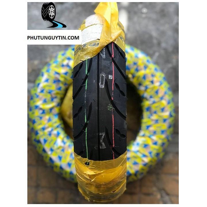 Lốp Dunlop 100.90-10 D307 -  Vỏ xe máy Dunlop size 100-90-10 D307 TL 56J Trùm Dunlop Việt Nam, giá rẻ, uy tín 5