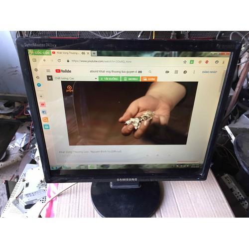 Màn hình 17in Samsung sọc 3Cm