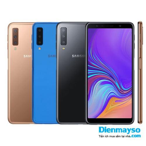 Điện thoại Samsung Galaxy A7 2018 64GB Ram 4GB