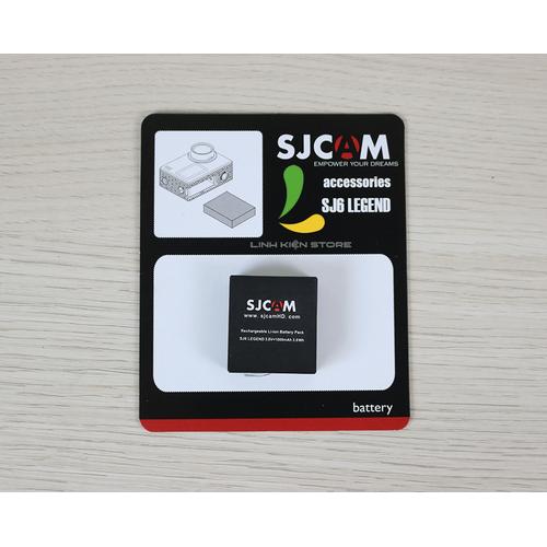 Pin SJCAM SJ6 Legend