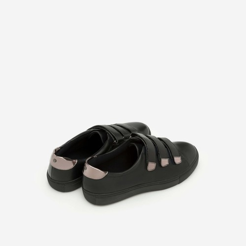Hàng Mới Về Vascara Giày Sneaker SNK 0008 Màu Đen Hot Chính Hảng