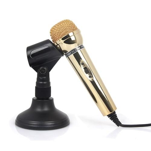 Micro thu âm cho PC, laptop Senic SM-098 Vàng - 4895378 , 17564419 , 15_17564419 , 169000 , Micro-thu-am-cho-PC-laptop-Senic-SM-098-Vang-15_17564419 , sendo.vn , Micro thu âm cho PC, laptop Senic SM-098 Vàng