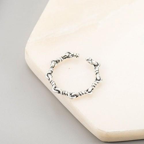 Nhẫn Bạc Thái S925 Bảo Ngọc Jewelry N-1736