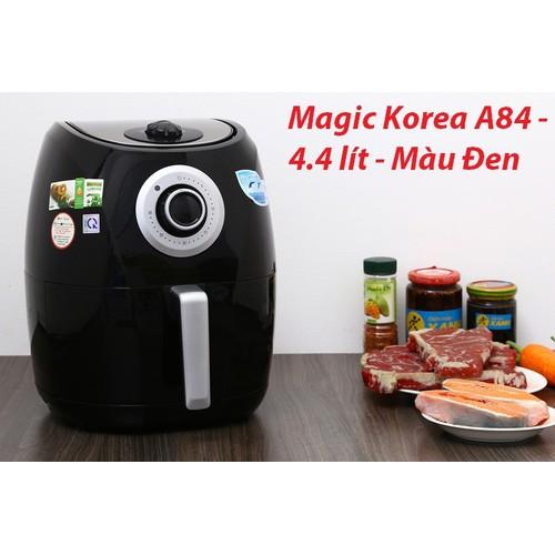 Nồi chiên không dầu Magic Korea A84 - 4.4 lít - Màu Đen - 7356443 , 17137548 , 15_17137548 , 1990000 , Noi-chien-khong-dau-Magic-Korea-A84-4.4-lit-Mau-Den-15_17137548 , sendo.vn , Nồi chiên không dầu Magic Korea A84 - 4.4 lít - Màu Đen