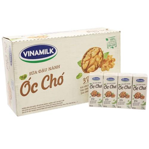 Thùng 48 hộp sữa đậu nành hạt óc chó Vinamilk 180ml - 7378868 , 17147826 , 15_17147826 , 293000 , Thung-48-hop-sua-dau-nanh-hat-oc-cho-Vinamilk-180ml-15_17147826 , sendo.vn , Thùng 48 hộp sữa đậu nành hạt óc chó Vinamilk 180ml