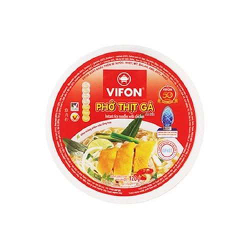 Thùng phở Vifon tô hương vị thịt gà 120g
