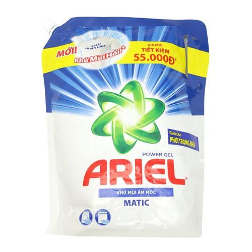 Nước giặt Ariel  khử mùi ẩm mốc 1.25kg túi - 7374057 , 17145562 , 15_17145562 , 100500 , Nuoc-giat-Ariel-khu-mui-am-moc-1.25kg-tui-15_17145562 , sendo.vn , Nước giặt Ariel  khử mùi ẩm mốc 1.25kg túi