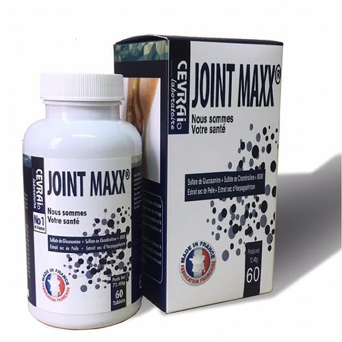 [PHÂN PHỐI ĐỘC QUYỀN] thực phẩm chức năng - sản phẩm trị đau xương khớp JOINT MAXX
