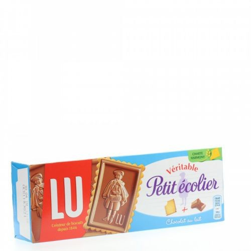 Bánh quy bơ thanh socola sữa Petit Ecolier hộp 150g