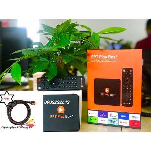 Thiết bị Đầu ANDROID BOX FPT model 2019 có điều khiển giọng nói tặng cáp chuyển HDMI sang AV - 4814214 , 17143880 , 15_17143880 , 1597000 , Thiet-bi-Dau-ANDROID-BOX-FPT-model-2019-co-dieu-khien-giong-noi-tang-cap-chuyen-HDMI-sang-AV-15_17143880 , sendo.vn , Thiết bị Đầu ANDROID BOX FPT model 2019 có điều khiển giọng nói tặng cáp chuyển HDMI sa