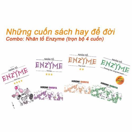 Nhân tố Enzyme - Trọn bộ 4 tập