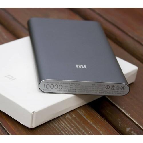 Pin sạc dự phòng Xiao Mi 10000mAh - 2 cổng USB sạc nhanh