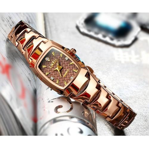 Đồng hồ nữ chính hãng phiên bản Hàn Quốc không thấm nước