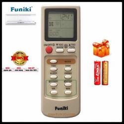 Điều khiển máy lạnh Funiki