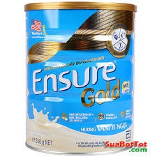 Sữa Abbott Ensure Gold ít ngọt 400g - 7380901 , 17148575 , 15_17148575 , 326000 , Sua-Abbott-Ensure-Gold-it-ngot-400g-15_17148575 , sendo.vn , Sữa Abbott Ensure Gold ít ngọt 400g