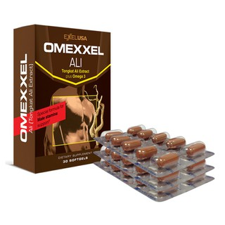 Viên uống tăng cường sinh lý nam Omexxel Ali - Omexxel Ali hop thumbnail