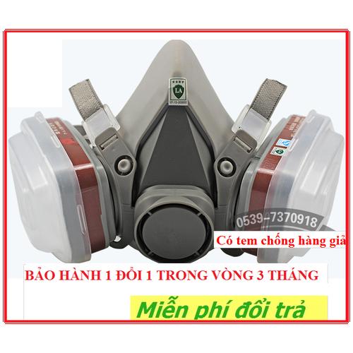 mặt nạ phòng độc - mặt nạ phòng độc GLB6203