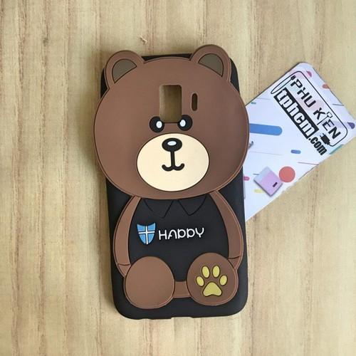 Ốp lưng Samsung J2 Core dẻo 3D hình Gấu Happy - 4639610 , 17145879 , 15_17145879 , 40000 , Op-lung-Samsung-J2-Core-deo-3D-hinh-Gau-Happy-15_17145879 , sendo.vn , Ốp lưng Samsung J2 Core dẻo 3D hình Gấu Happy