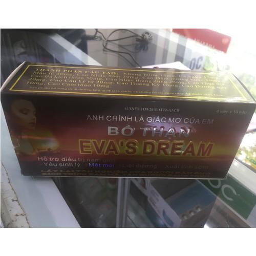 hộp 20 gói Bổ thận Eva's_Drem