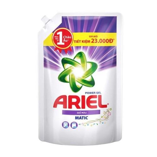 Nước giặt Ariel giữ màu 2.15kg túi