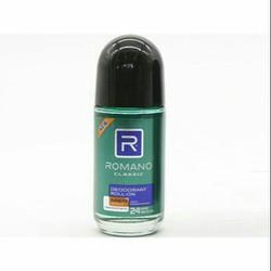 LĂN KHỬ MÙI ROMANO CLASSIC 50 ml