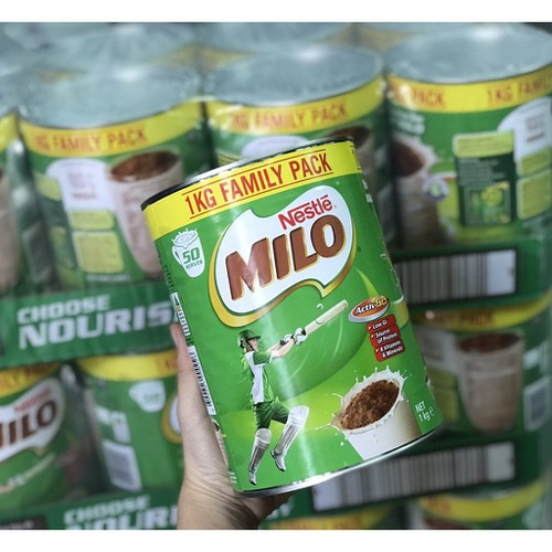 Sữa Milo Úc hộp 1kg - 7392711 , 17153884 , 15_17153884 , 285000 , Sua-Milo-Uc-hop-1kg-15_17153884 , sendo.vn , Sữa Milo Úc hộp 1kg