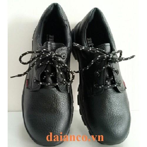 Giảm giá giày Bảo Hộ Lao Động- Giày Công Nhân NTT-P04 - Hình thật