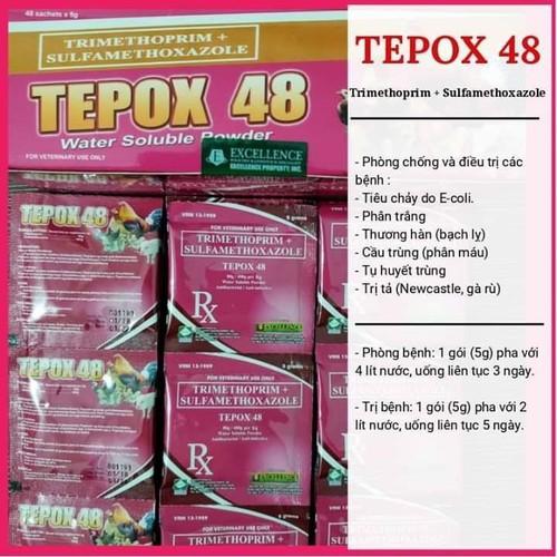 COMBO 4 GÓI Thuốc Úm Gà Tepox 48 - 7374012 , 17145507 , 15_17145507 , 89000 , COMBO-4-GOI-Thuoc-Um-Ga-Tepox-48-15_17145507 , sendo.vn , COMBO 4 GÓI Thuốc Úm Gà Tepox 48