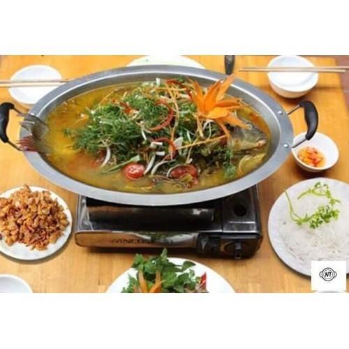 Khay cá om dưa inox 50x31cm dùng được cho bếp từ - 11432259 , 17152518 , 15_17152518 , 139000 , Khay-ca-om-dua-inox-50x31cm-dung-duoc-cho-bep-tu-15_17152518 , sendo.vn , Khay cá om dưa inox 50x31cm dùng được cho bếp từ