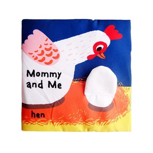 Sách Vải - Mommy And Me - Hãng JJOVCE