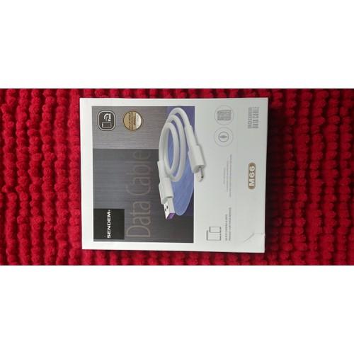 dây sạc xịn, chính hãng SEMDEM M66, dây sạc điện thoại cab sạc micro 2.0 cho điện thoại Android, Samsung, LG, Sony, Oppo, Xiaomi, Huawei ...  độ dài 1m, hỗ trợ sạc nhanh, bảo hành 12 tháng - 7383459 , 17149903 , 15_17149903 , 80000 , day-sac-xin-chinh-hang-SEMDEM-M66-day-sac-dien-thoai-cab-sac-micro-2.0-cho-dien-thoai-Android-Samsung-LG-Sony-Oppo-Xiaomi-Huawei-...-do-dai-1m-ho-tro-sac-nhanh-bao-hanh-12-thang-15_17149903 , sendo.vn , dây