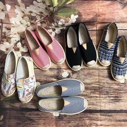 Giày thể thao nữ - Giày vải nữ