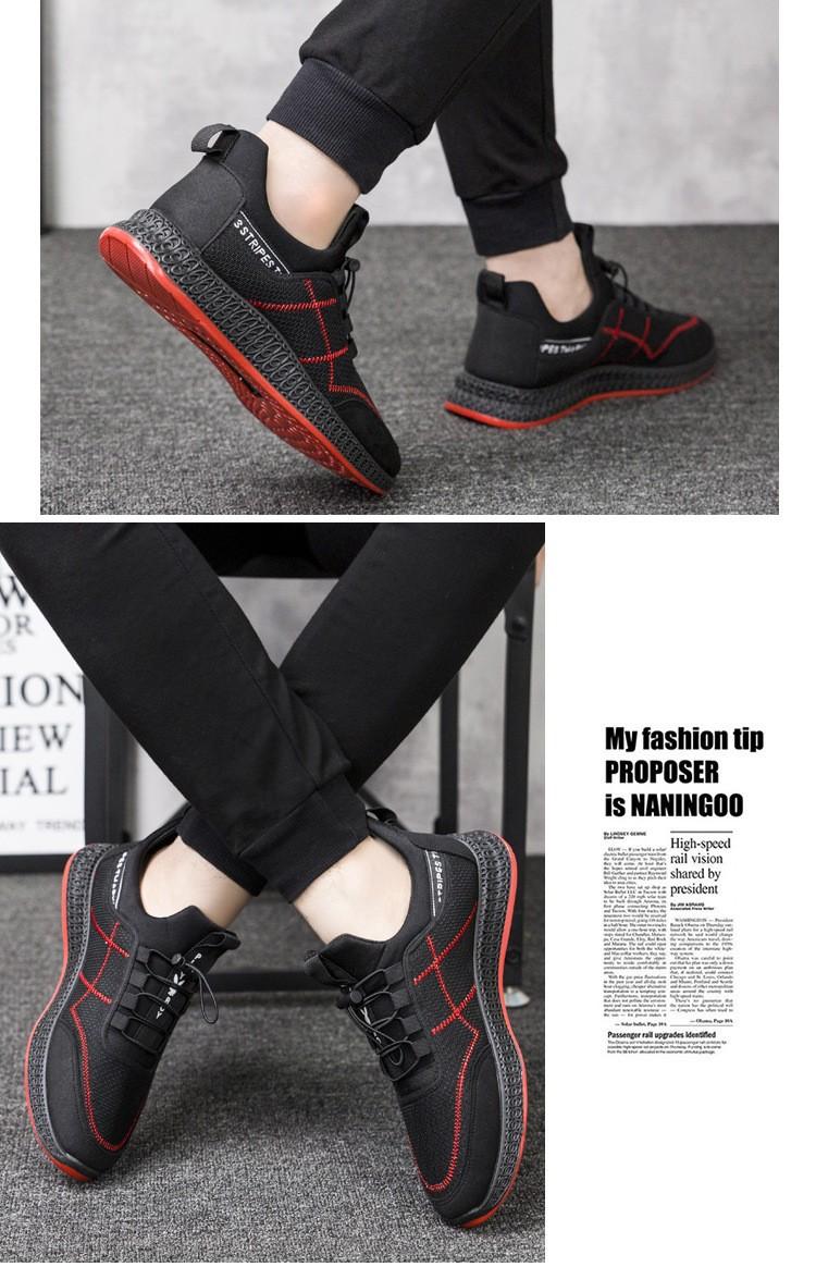 Giày sneaker Thời Trang Hàn Quốc SACAS SC077 4