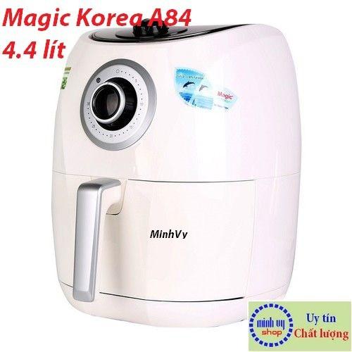 Nồi chiên không dầu Magic Korea A84 - 4.4 lít - Màu Trắng - 7356995 , 17137781 , 15_17137781 , 1990000 , Noi-chien-khong-dau-Magic-Korea-A84-4.4-lit-Mau-Trang-15_17137781 , sendo.vn , Nồi chiên không dầu Magic Korea A84 - 4.4 lít - Màu Trắng