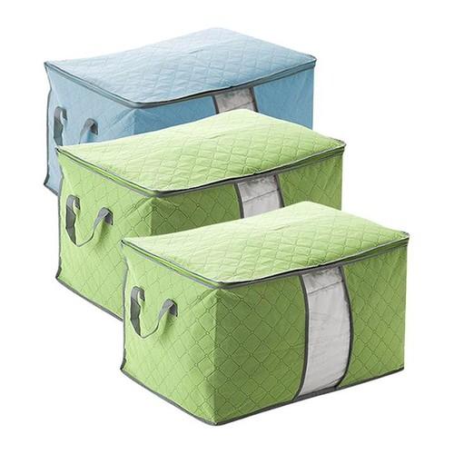 Combo 2 túi vải đựng chăn màn quần áo GỌN GÀNG - sđt 0934987041